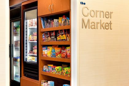Snack Bar | Fairfield Inn & Suites by Marriott Dallas Mesquite