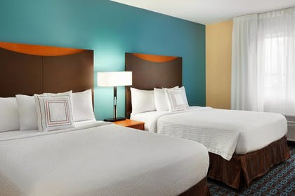Guestroom | Fairfield Inn & Suites by Marriott Dallas Mesquite