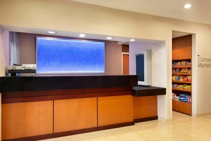 Lobby | Fairfield Inn & Suites by Marriott Dallas Mesquite