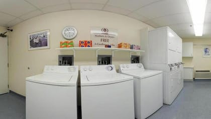 Laundry Room | Candlewood Suites Rockford