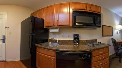 In-Room Kitchen | Candlewood Suites Rockford