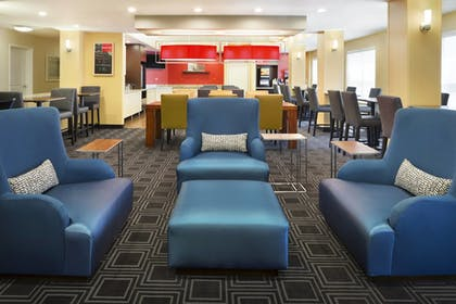 Lobby | TownePlace Suites Chicago Naperville