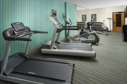 Fitness Facility | Holiday Inn Express & Suites San Antonio-Dtwn Market Area
