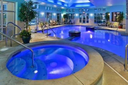 Pool |  | Comfort Suites Airport