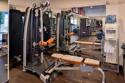 Sports Facility |  | Comfort Suites Airport