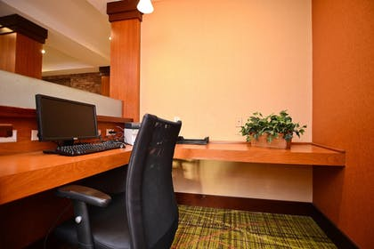 Business Center | Fairfield Inn Suites by Marriott Cherokee