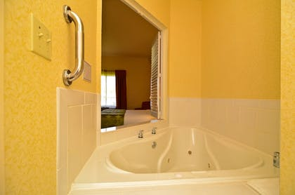 Jetted Tub | Fairfield Inn Suites by Marriott Cherokee