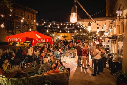 Terrace/Patio | LaSalle Boutique Hotel and The Downtown Elixir and Spirits