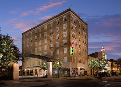 Hotel Front - Evening/Night | LaSalle Boutique Hotel and The Downtown Elixir and Spirits