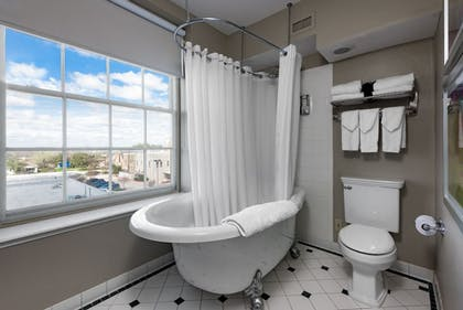 Bathroom | LaSalle Boutique Hotel and The Downtown Elixir and Spirits