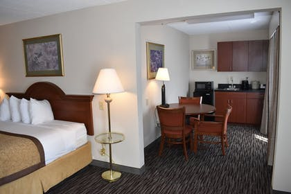 | 1 King Bed, Studio Suite, Non-Smoking | Wingate by Wyndham Charlotte Airport I-85/I-485