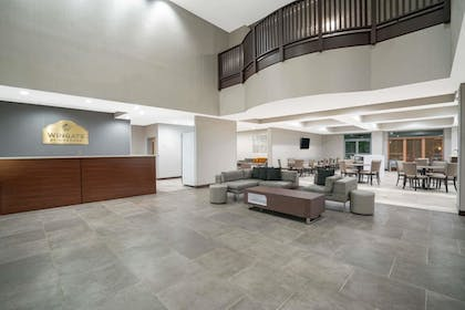 Lobby | Wingate by Wyndham Charlotte Airport I-85/I-485