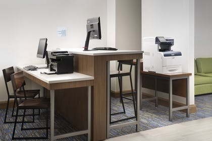 Business Center | Holiday Inn Express & Suites Baltimore - BWI Airport North