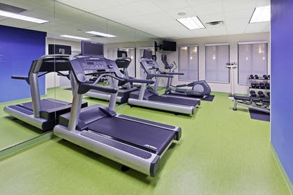 Fitness Facility | Springhill Suites By Marriott Austin North Parmer Lane
