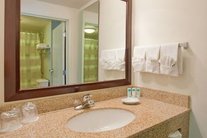 Bathroom | Springhill Suites By Marriott Austin North Parmer Lane