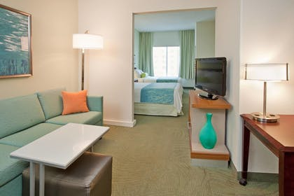 Guestroom | Springhill Suites By Marriott Austin North Parmer Lane