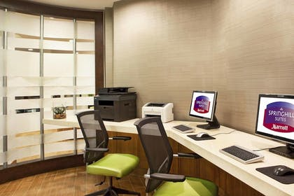 Business Center | SpringHill Suites by Marriott Boston Peabody