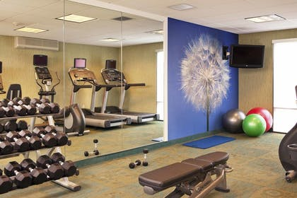 Sports Facility | SpringHill Suites by Marriott Boston Peabody