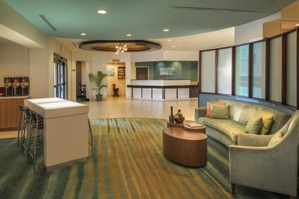 Lobby | SpringHill Suites by Marriott Charlotte Airport