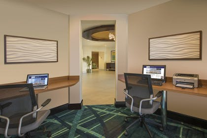 Business Center | SpringHill Suites by Marriott Charlotte Airport