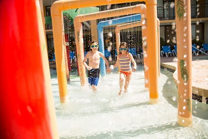 Childrens Pool | The Caravelle Resort
