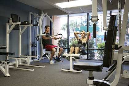 Gym | The Caravelle Resort