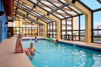 Indoor Pool | The Caravelle Resort