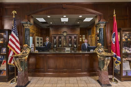 Check-in/Check-out Kiosk | Carnegie Hotel & Spa