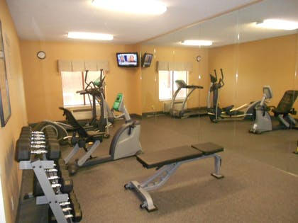 Fitness Facility | Holiday Inn Express & Suites Lancaster