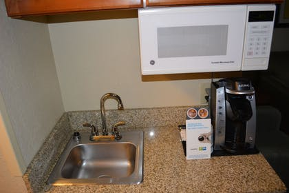 In-Room Kitchenette | Holiday Inn Express & Suites Lancaster