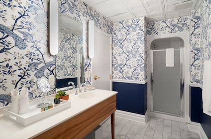 Bathroom | The Independent Hotel