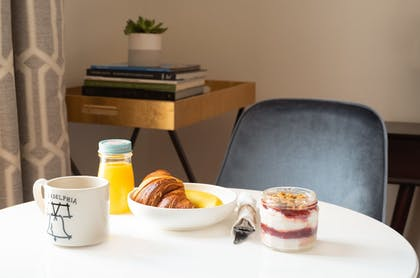 In-Room Amenity | The Independent Hotel