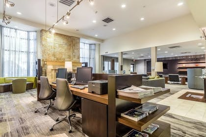 Business Center | Courtyard by Marriott Dallas DFW Airport South/Irving