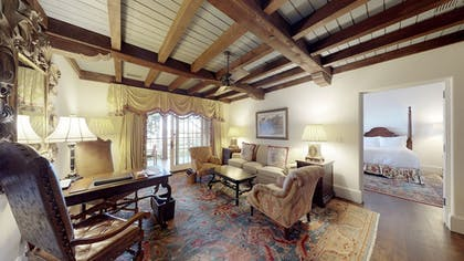 Living Area | The Cloister