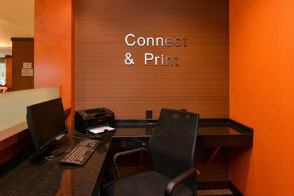Business Center | Fairfield Inn & Suites by Marriott Cleveland Avon