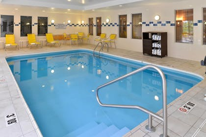 Sports Facility | Fairfield Inn & Suites by Marriott Cleveland Avon