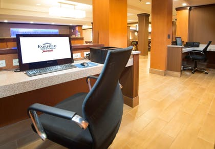 Business Center | Fairfield Inn and Suites by Marriott Idaho Falls