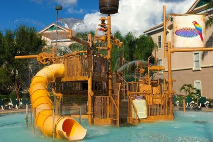 Childrens Play Area - Outdoor   Exploria Express by Exploria Resorts