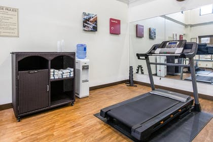 Fitness Facility | Comfort Inn & Suites Airport-American Way
