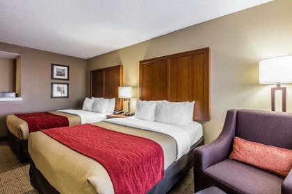 Guestroom | Comfort Inn & Suites Airport-American Way