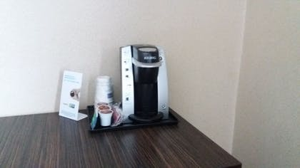 In-Room Amenity | Holiday Inn Express Hotel & Suites Waterford