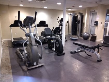 Fitness Facility | Holiday Inn Express Hotel & Suites Waterford