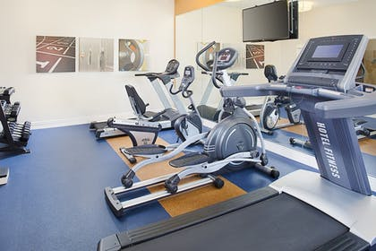 Fitness Facility | Holiday Inn Express Hotel & Suites Auburn - University Area