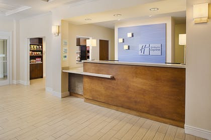 Interior | Holiday Inn Express Hotel & Suites Auburn - University Area