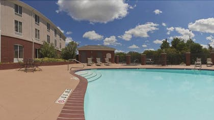 Outdoor Pool | Holiday Inn Express Hotel & Suites Auburn - University Area