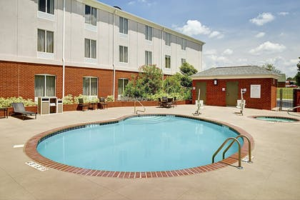 Pool | Holiday Inn Express Hotel & Suites Auburn - University Area
