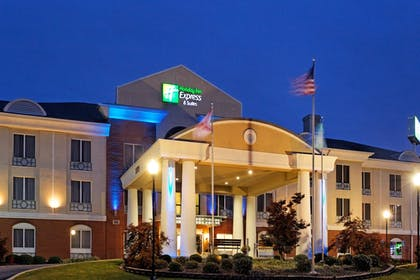 Exterior | Holiday Inn Express Hotel & Suites Cullman
