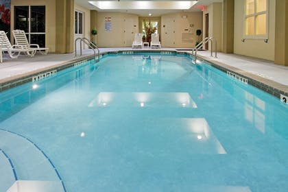 Pool | Holiday Inn Express Hotel & Suites Cullman