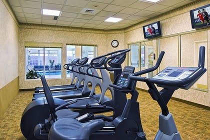 Fitness Facility | Chicago Marriott Midway