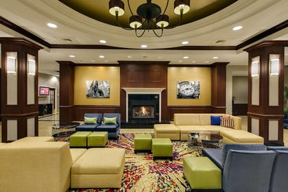 Lobby | Chicago Marriott Midway